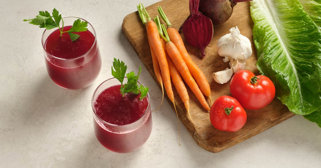 juice cleanse recipe for homemade v8