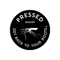 Logo for Pressed Juicery